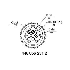 WABCO Kontrollenhet, pneumatisk fjädring 4460561170: köp online