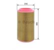 BOSCH Luftfilter till AVIA - artikelnummer: F 026 400 440