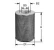 Original IVECO Zracni filter F 026 400 499