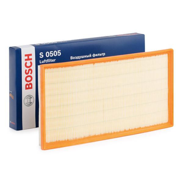 Въздушен филтър F 026 400 505 с добро BOSCH съотношение цена-качество