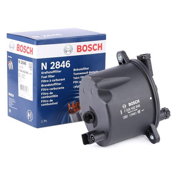BOSCH F 026 402 846 Kraftstofffilter Kraftstoff Filter für CITROËN PEUGEOT