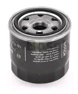 P7124 BOSCH Screw-on Filter Ø: 76mm, Height: 76mm Oil Filter F 026 407 124 cheap