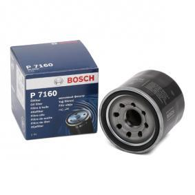 P7160 BOSCH Anschraubfilter Ø: 65,2mm, Höhe: 66mm Ölfilter F 026 407 160 günstig kaufen