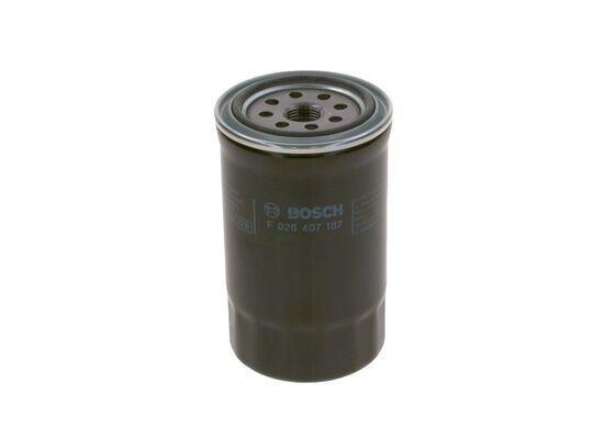 Original HYUNDAI Oil filter F 026 407 187