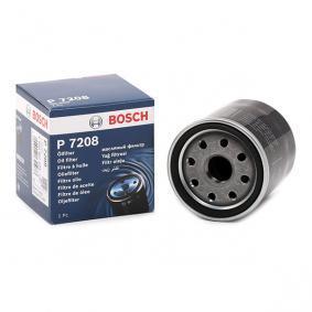 P7208 BOSCH Anschraubfilter Ø: 65,2mm, Höhe: 73mm Ölfilter F 026 407 208 günstig kaufen