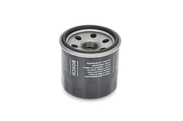 F 026 407 209 Ölfilter BOSCH Test