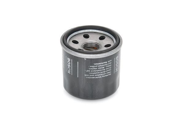 F 026 407 209 Oil Filter BOSCH Test