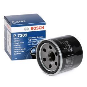 P7209 BOSCH Anschraubfilter Ø: 65,2mm, Höhe: 66mm Ölfilter F 026 407 209 günstig kaufen