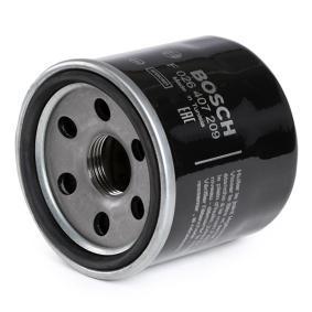 F026407209 Filtro de óleo BOSCH F 026 407 209 Enorme selecção - fortemente reduzidos
