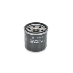 F026407209 Filtro de óleo BOSCH - Experiência a preços com desconto