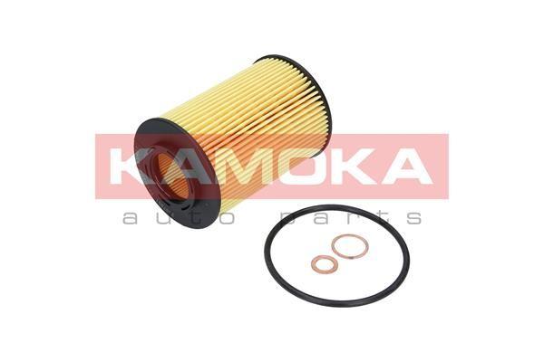 Kia K2500 KAMOKA Filtro de aceite para motor F107901