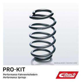 114500501FA EIBACH Einzelfeder Pro-Kit Vorderachse, für Fahrzeuge mit Sportfahrwerk Fahrwerksfeder F11-45-005-01-FA günstig kaufen