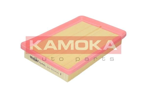 HYUNDAI COUPE 2003 Motorluftfilter - Original KAMOKA F226401 Länge: 255mm, Länge: 255mm, Breite: 174mm, Höhe: 40mm