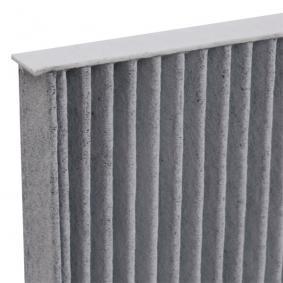 F502001 Filter, Innenraumluft KAMOKA - Markenprodukte billig
