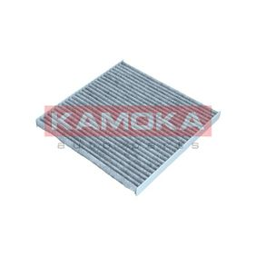 F502001 Filter, Innenraumluft KAMOKA in Original Qualität