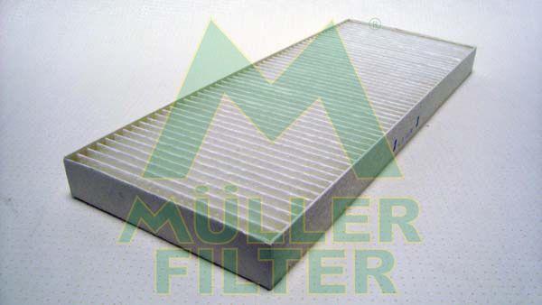 AUDI CABRIOLET 1993 Innenraumluftfilter - Original MULLER FILTER FC116 Breite: 147mm, Höhe: 26mm, Länge: 385mm