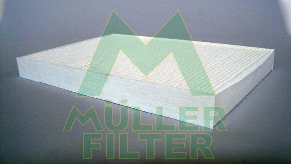 Филтър въздух за вътрешно пространство FC117 MULLER FILTER — само нови детайли