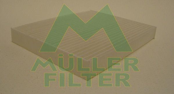 FC226 MULLER FILTER Partikelfilter Breite: 209mm, Höhe: 25mm, Länge: 164mm Filter, Innenraumluft FC226 günstig kaufen