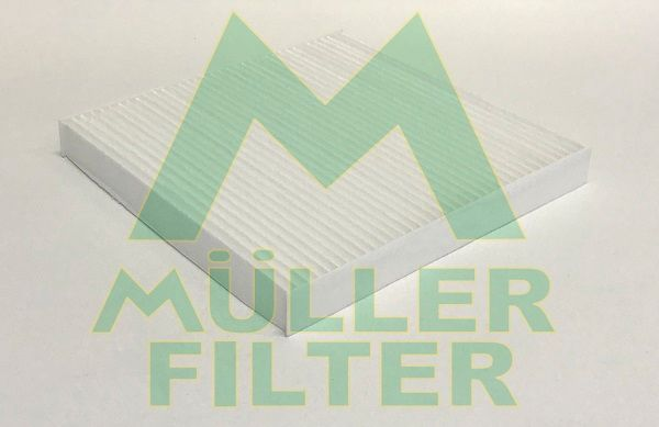 FC228 MULLER FILTER Partikelfilter Breite: 214mm, Höhe: 26mm, Länge: 214mm Filter, Innenraumluft FC228 günstig kaufen