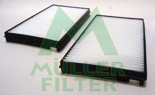 OE Original Kabinenluftfilter FC238x2 MULLER FILTER