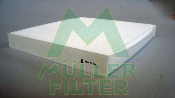 Филтър въздух за вътрешно пространство FC356 MULLER FILTER — само нови детайли
