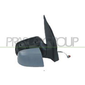 FD3527323P PRASCO Premium, à direita, com subcapa, elétrico, aquecível, convexo Retrovisor exterior FD3527323P comprar económica