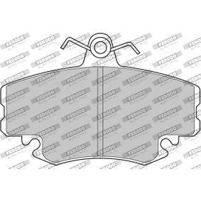 FDS845 FERODO RACING Breite 1: 65,0mm, Dicke/Stärke 1: 18,0mm Bremsbelagsatz, Scheibenbremse FDS845 günstig kaufen