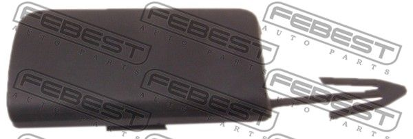Diaframma, gancio traino FECB-K12 FEBEST — Solo ricambi nuovi