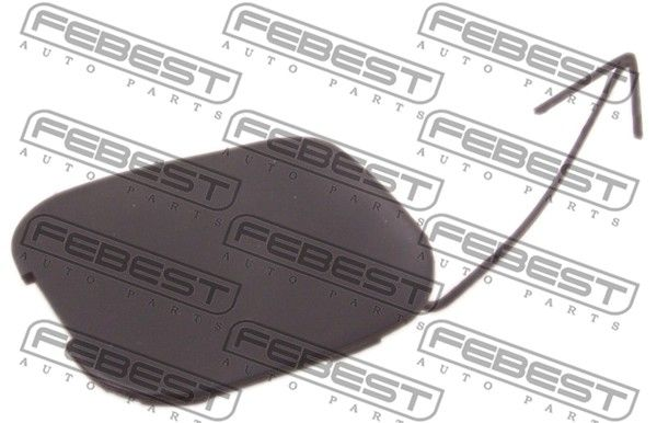 Diaframma, gancio traino FECB-N16R FEBEST — Solo ricambi nuovi