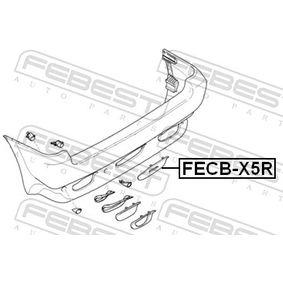 FECBX5R Klappe, Abschlepphaken FEBEST FECB-X5R - Große Auswahl - stark reduziert