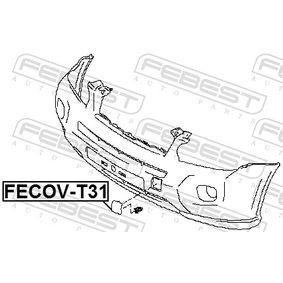 FECOVT31 Blende, Stoßfänger FEBEST FECOV-T31 - Große Auswahl - stark reduziert