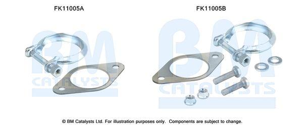 FK11005 BM CATALYSTS Montagesatz, Ruß- / Partikelfilter FK11005 günstig kaufen