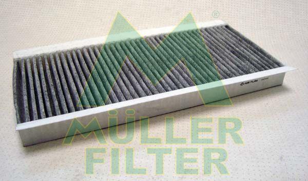 Купете FK151 MULLER FILTER филтър с активен въглен ширина: 153мм, височина: 33мм, дължина: 346мм Филтър, въздух за вътрешно пространство FK151 евтино
