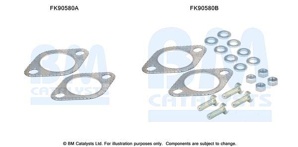 OE Original Montagesatz Katalysator FK90580 BM CATALYSTS