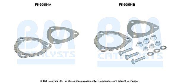OE Original Montagesatz Katalysator FK90954 BM CATALYSTS
