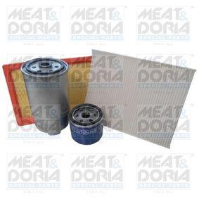 FKFIA033 MEAT & DORIA Filter-Satz FKFIA033 günstig kaufen