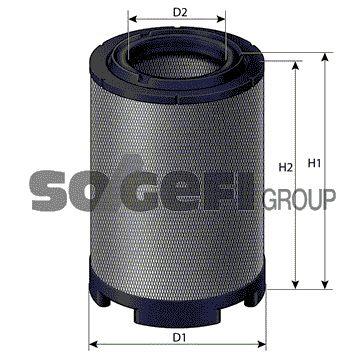 FLI6961 SogefiPro Luftfilter für STEYR online bestellen