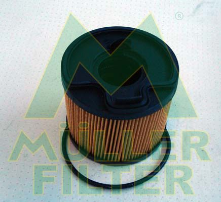 FN151 MULLER FILTER Filtereinsatz Höhe: 77mm Kraftstofffilter FN151 günstig kaufen