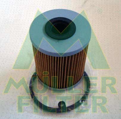 FN160 MULLER FILTER Filtereinsatz Höhe: 93mm Kraftstofffilter FN160 günstig kaufen