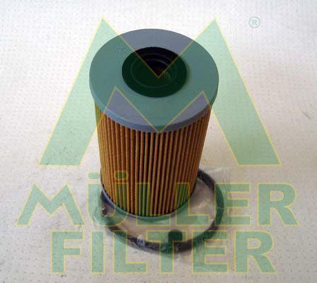 FN191 MULLER FILTER Filtereinsatz Höhe: 120mm Kraftstofffilter FN191 günstig kaufen