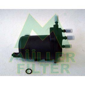 FN913 MULLER FILTER mit Anschluss für Wassersensor Höhe: 187mm Kraftstofffilter FN913 günstig kaufen