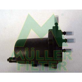 FN915 MULLER FILTER ohne Wassersensor Höhe: 187mm Kraftstofffilter FN915 günstig kaufen