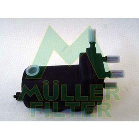 FN917 MULLER FILTER mit Anschluss für Wassersensor Höhe: 187mm Kraftstofffilter FN917 günstig kaufen