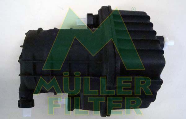 FN918 MULLER FILTER mit Anschluss für Wassersensor Höhe: 190mm Kraftstofffilter FN918 günstig kaufen