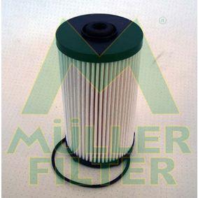 FN937 MULLER FILTER Filtereinsatz Höhe: 135mm Kraftstofffilter FN937 günstig kaufen