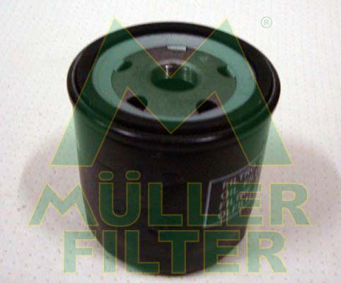 MULLER FILTER: Original Motorölfilter FO122 (Innendurchmesser 2: 72mm, Innendurchmesser 2: 62mm, Ø: 76mm, Höhe: 85mm)