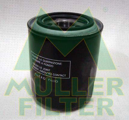 Hyundai PORTER 2016 Oil filter MULLER FILTER FO405: Screw-on Filter
