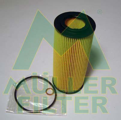 FOP177 MULLER FILTER Filtereinsatz Innendurchmesser: 31mm, Innendurchmesser 2: 31mm, Ø: 64mm, Höhe: 153mm Ölfilter FOP177 günstig kaufen