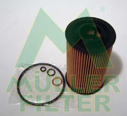Ölfilter MULLER FILTER FOP207