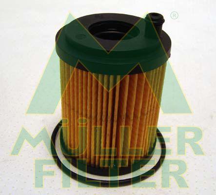Alyvos filtras FOP239 MULLER FILTER — tik naujos dalys